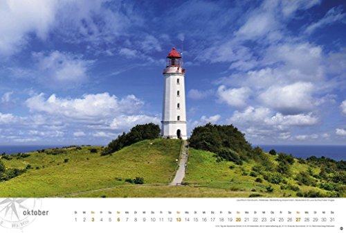 Ostsee Globetrotter - Von behaglichen Strandkörben und rauen Küsten - Kalender 2019 - 12