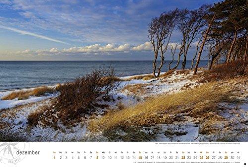 Ostsee Globetrotter - Von behaglichen Strandkörben und rauen Küsten - Kalender 2019 - 14