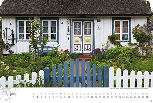 Ostsee Globetrotter - Von behaglichen Strandkörben und rauen Küsten - Kalender 2019 - 8