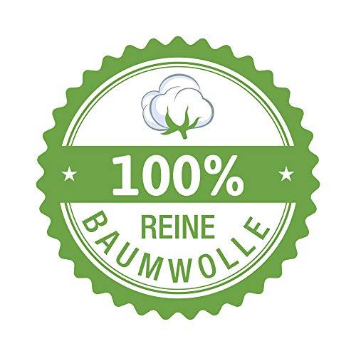 Zeitgeist Cuxhaven Bettwäsche 135x200 cm - Satinbettwäsche dunkelblau, 100% Baumwolle, 2 teilig mit Reißverschluss - 6