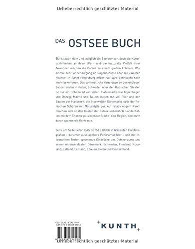 Das Ostsee Buch: Highlights einer faszinierenden Region (KUNTH Das ... Buch. Highlights einer faszinierenden Stadt) - 2