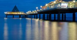 Mein Usedomerlebnis - Seebrücke auf der Sonneninsel Usedom