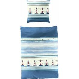 BIERBAUM Bettwäsche »Leuchtturm«, , maritim, marine