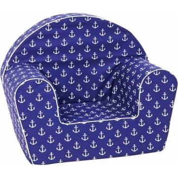 Knorrtoys® Sessel »Maritim blue«